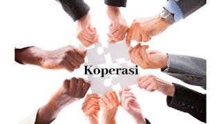 Pengertian koperasi