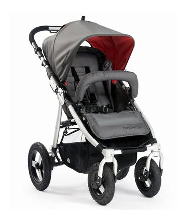 New all terrain stroller Bumbleride Indie 4