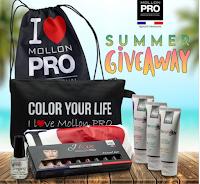 "Logo Mollon PRO ""Summer Giveaway 2.0"" : vinci gratis Kit di prodotti, T-shirt e zainetti"