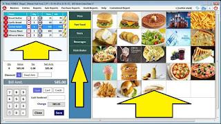Fast Food Restaurant Management Software