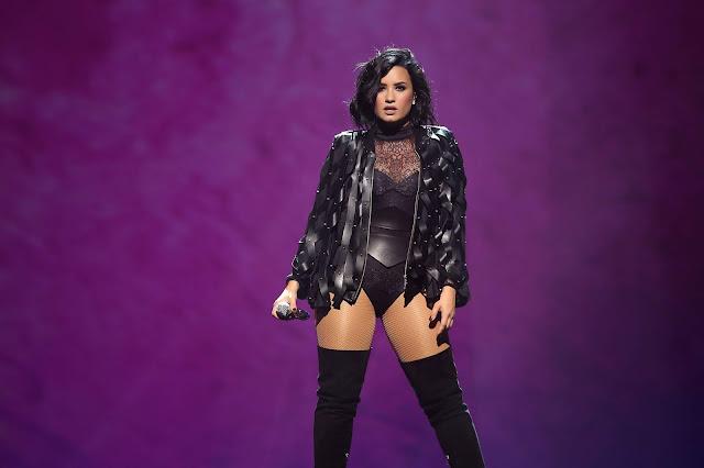 Demi Lovato, con toda la fuerza del amor