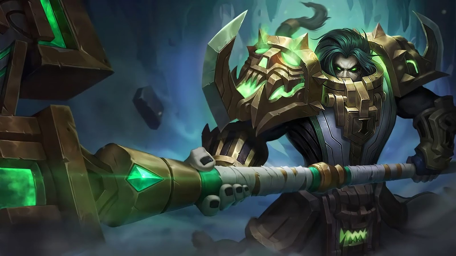 Wallpaper Terizla Abyss Guard Skin Mobile Legends HD for PC