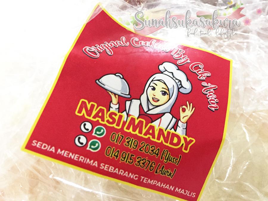 Alhamdulillah, Rezeki Nasi Mandy Ayam Sekor