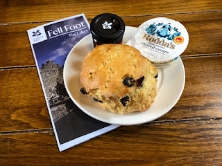 Fell Foot Scone