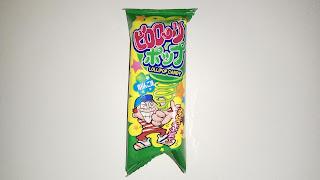 Bilolo~n Pop - zielony lizak z Japonii