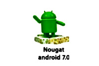 Android version 7.0 Nougat