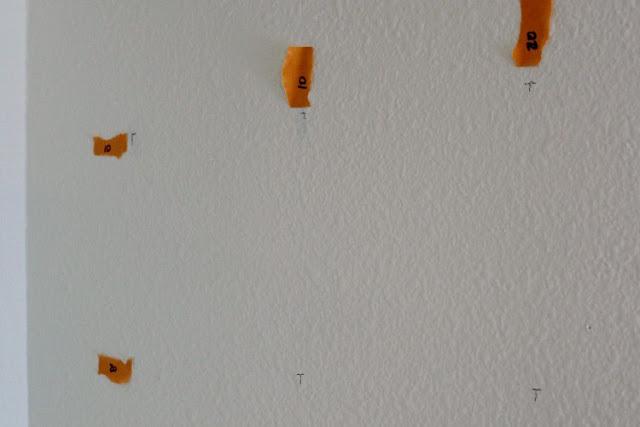 duvara kanaviçe resmi yapmak