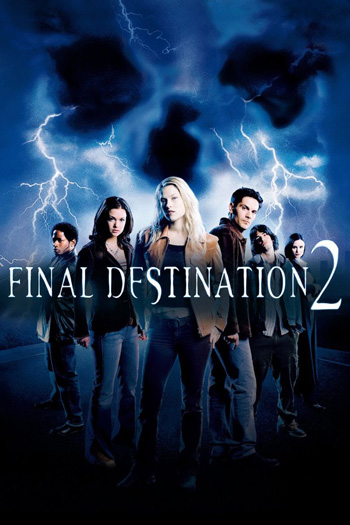 Final Destination 2 2003 Dual Audio ORG Hindi 480p BluRay 300MB ESubs poster