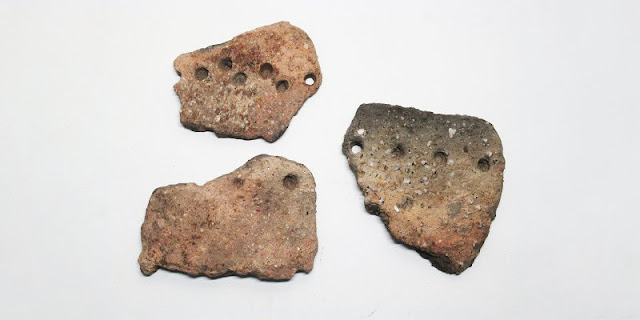 Neolithic pottery sherds found in Moscow