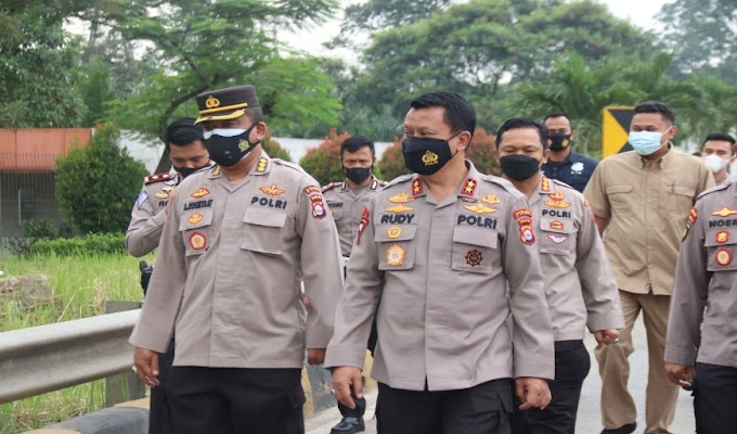Antisipasi Mudik Lebaran, Karo Ops Polda Banten Pastikan Pos Pam Siap Digelar Pada 6 Mei