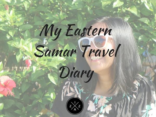 My Eastern Samar Travel Diary