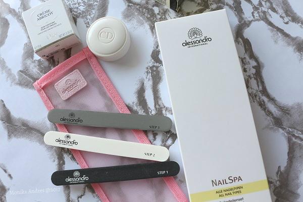 Alessandro und Dior Nagelpflege / eigene kleine Welt