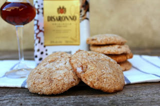 Galletas de almendras y Amaretto