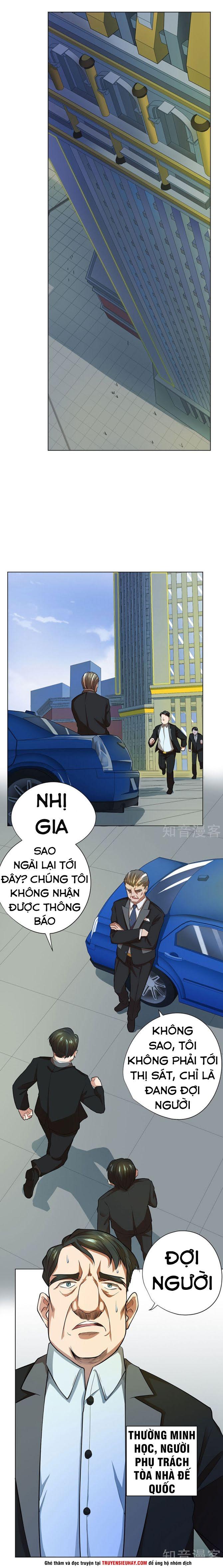 Nghịch Thiên Thần Y Chapter 47 Upload bởi truyenmh.com