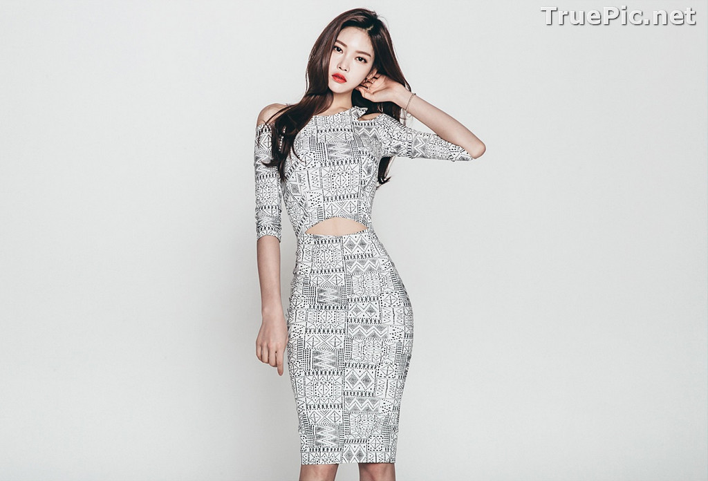 Image Korean Beautiful Model – Park Jung Yoon – Fashion Photography #9 - TruePic.net - Picture-4