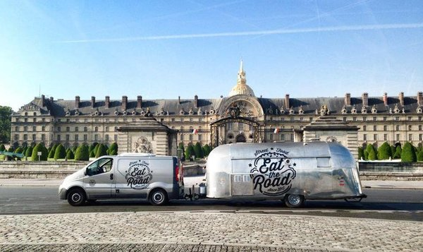 Food truck-Paris à l'ouest