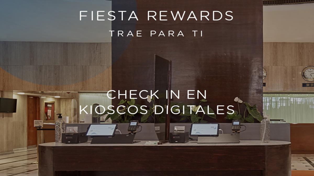 POSADAS KIOSCOS DIGITALES HOTELS CHECK IN 01