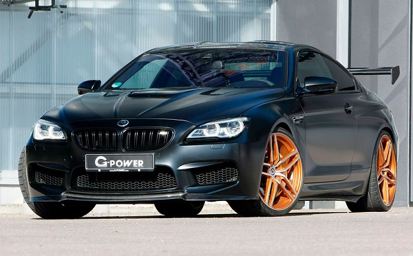 G-Power BMW M6 2018