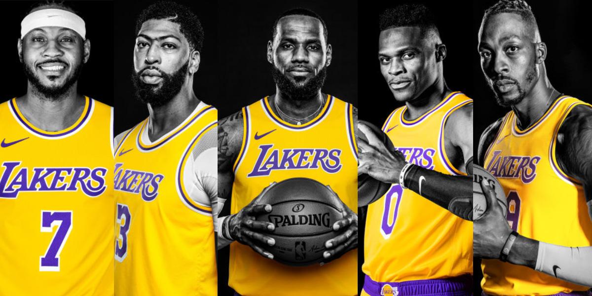NBA LA Lakers