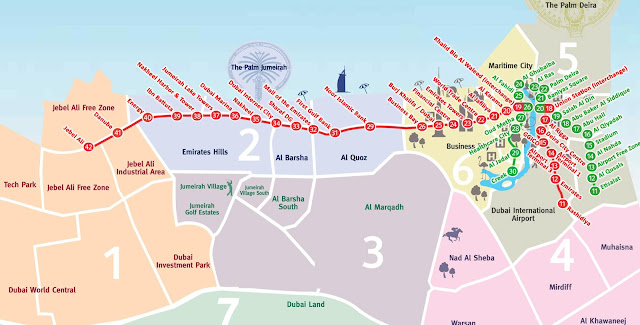 Dubai Emirati Arabi Uniti