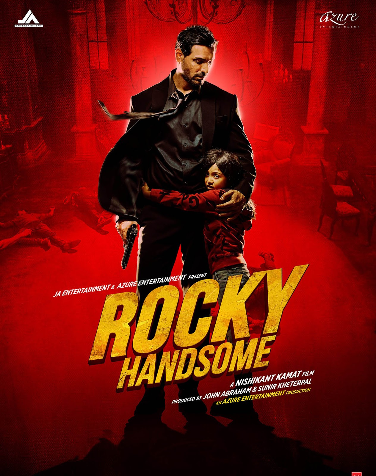 Movie Rocky Handsome (2016)