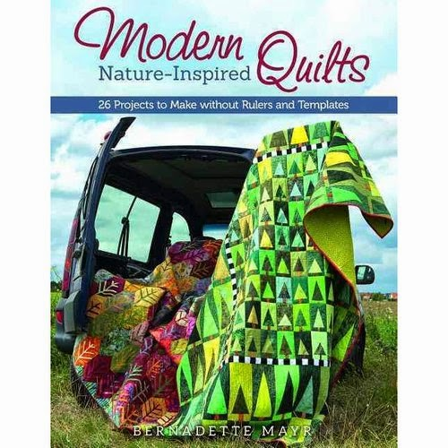 Review - Modern Nature-Inspired Quilts