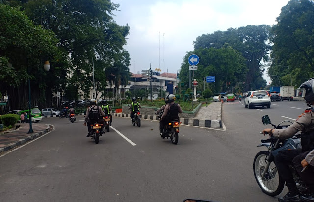 Marak Tawuran Malam Hari, Polresta Bogor Kota Tingkatkan Patroli 24 Jam