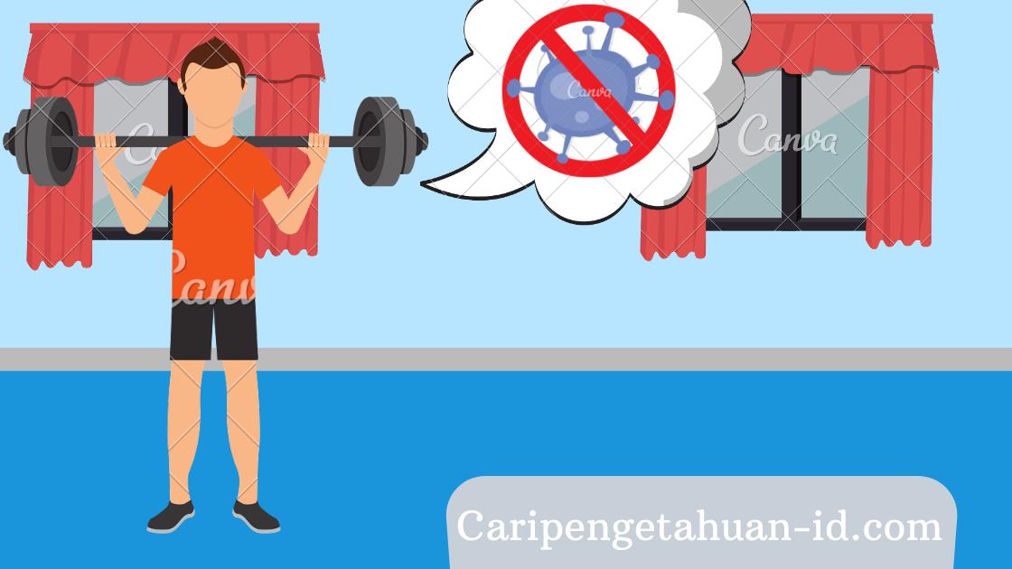 Penting nya olahraga untuk kekebalan tubuh