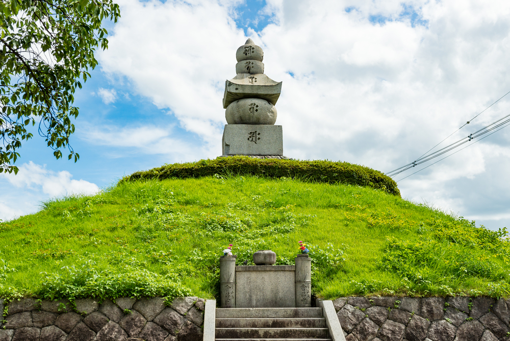 Mimizuka: The Burial Site of Thousands of Noses