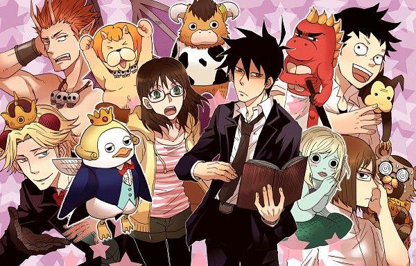 부르잖아요, 아자젤 씨 OVA icon