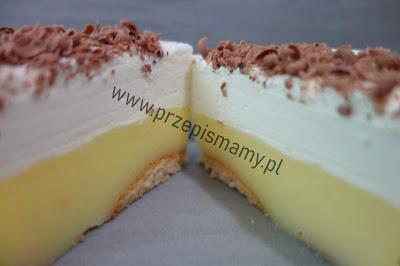 Ciasto Orzeźwiające Cytrynka