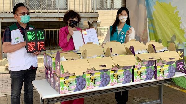 立委陳秀寳攜手善心人士  捐防疫物資挺六鄉鎮清潔隊