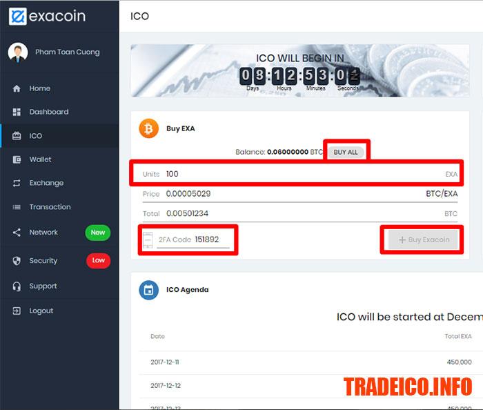 Exacoin là gì? hướng dẫn đăng ký và đầu tư Exacoin tiềm năng từ A-Z