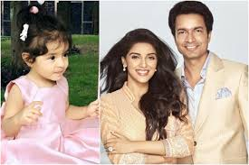 Asin and Rahul Sharma introduce Arin