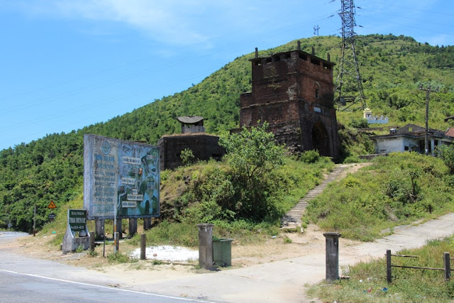 Bunker Wolkenpass Vietnam