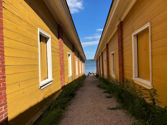 Suomenlinnan rakennus