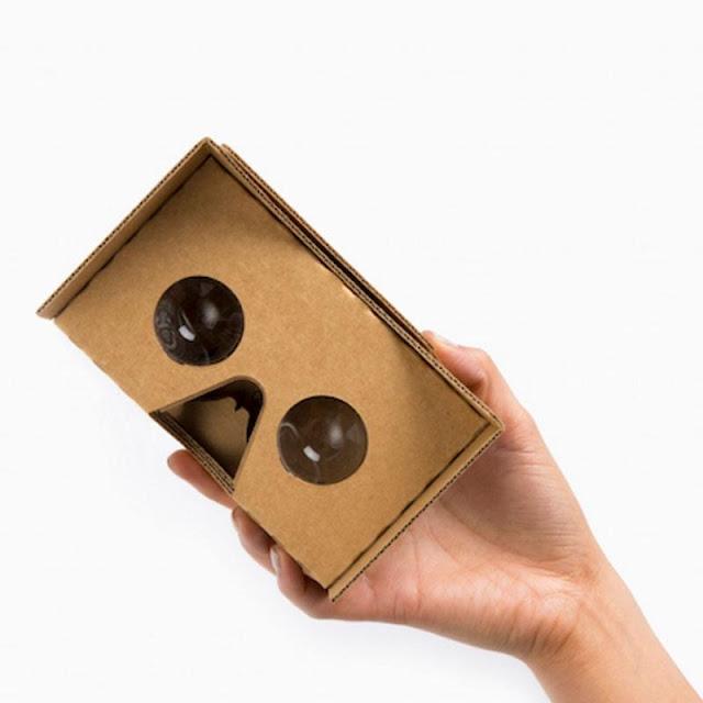 6.Google Cardboard