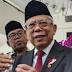 Wakil Presiden Ma'ruf Amin merestui rencana anaknya, Siti Nur Azizah, maju dalam pemilihan wali kota Tangerang