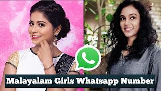 Malayalam Girls Whatsapp Number