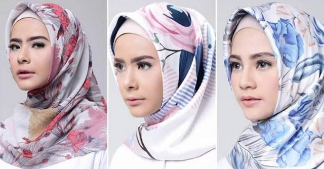Grosir Jilbab Segi Empat