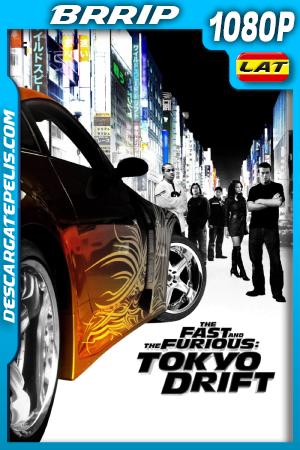Rápido y Furioso: Reto Tokio (2006) 1080P BRRIP Latino – Ingles