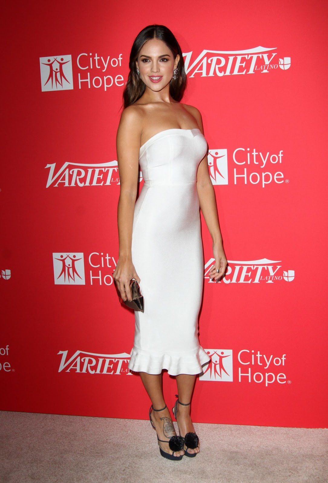 Eiza Gonzalez at Variety Latino's 10 Latinos to Watch Party 2016