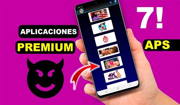 Top 7! Aplicaciones PREMIUM CON TODO ILIMITADO apps PRO