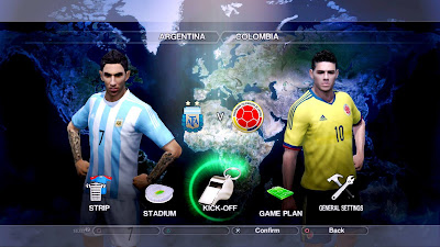 PES 2011 Patch AIO Season 2014/2015