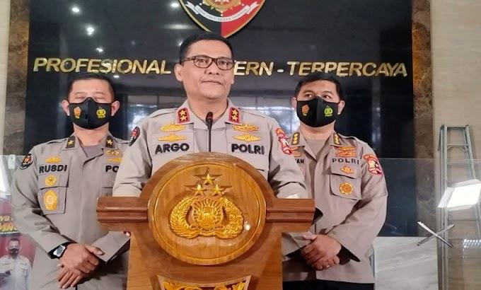 Polri Amankan MDF, Pelaku Pembuat Parodi Indonesia Raya