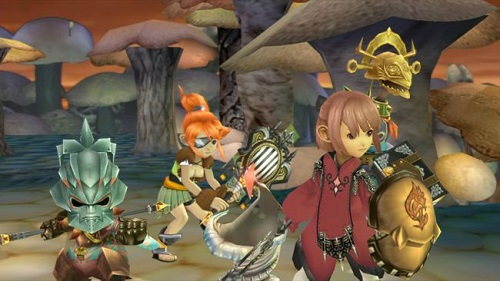 Final Fantasy: Crystal Chronicles Remastered Story