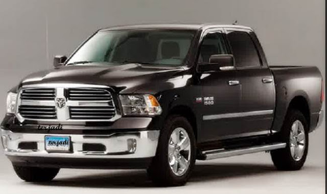 2017 Dodge Ramcharger Redesign
