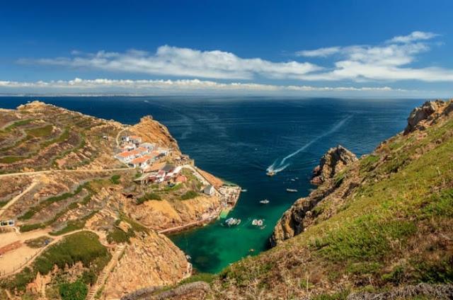 A beleza impressionanta das Ilhas das Berlengas