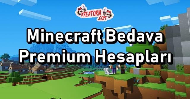 Minecraft-Bedava-Premium-Hesaplari