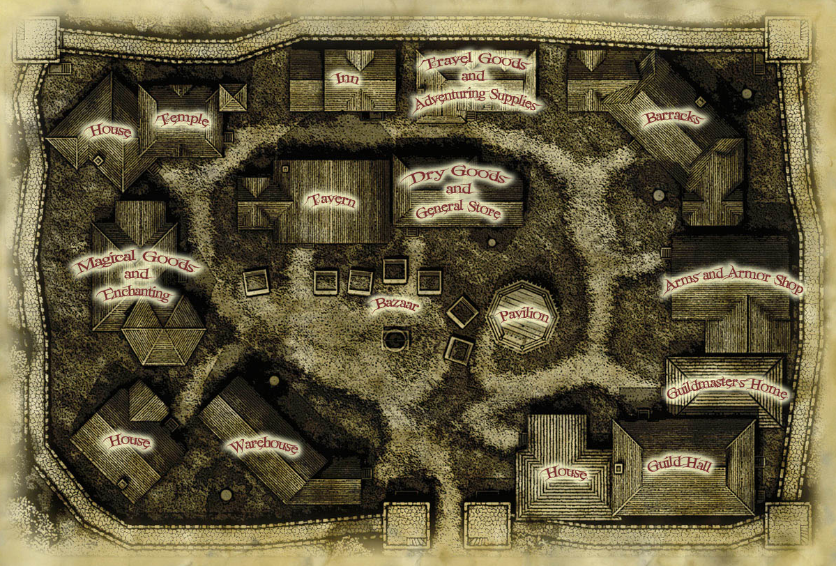 Castle Floor Plan Generator Tales From The Savage Troll D20 Cartographer Strikes
